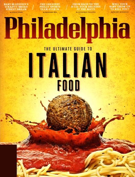 Philadelphia Magazine Cover - 7/1/2012