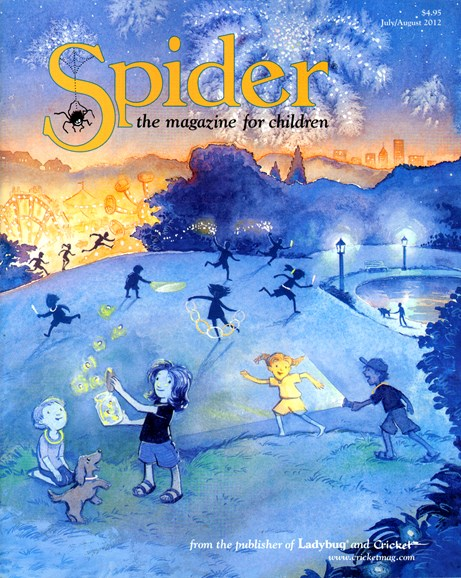Spider Cover - 7/1/2012