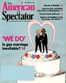 The American Spectator Magazine 7/1/2012