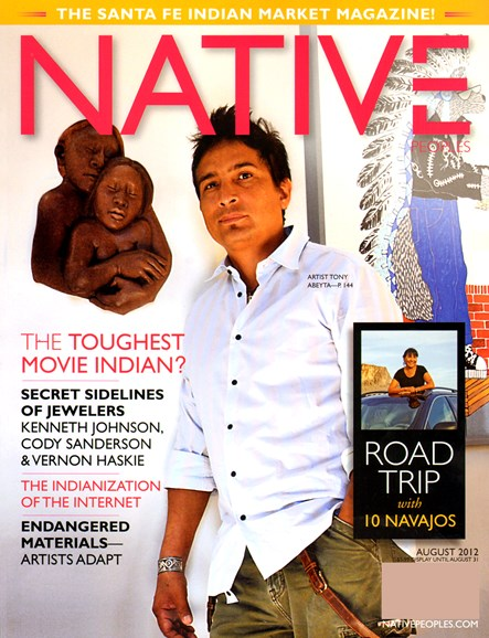 Native Peoples Cover - 8/1/2012