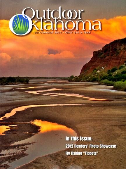 Outdoor Oklahoma Cover - 7/1/2012
