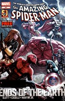 Superior Spider Man Comic 8/1/2012