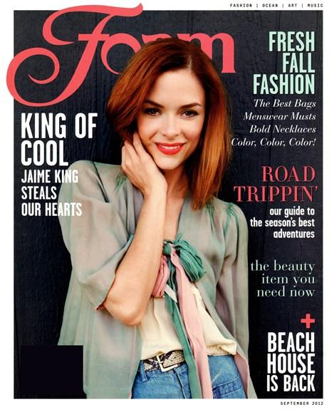 FOAM Cover - 8/1/2012