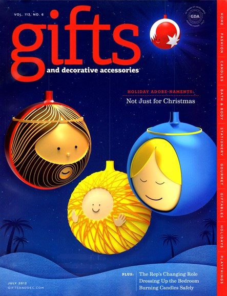 Gifts And Decorative Accessories Cover - 7/1/2012