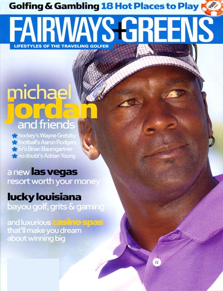Golf Getaways Cover - 8/1/2012