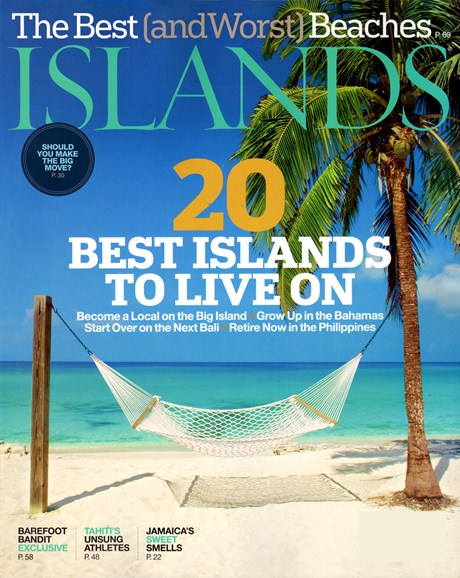 Islands Cover - 8/1/2012
