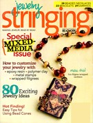 Jewelry Stringing Magazine 8/1/2012