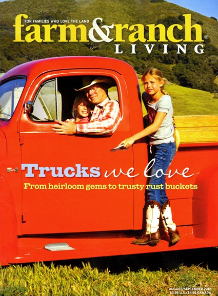 Farm & Ranch Living Cover - 8/1/2012