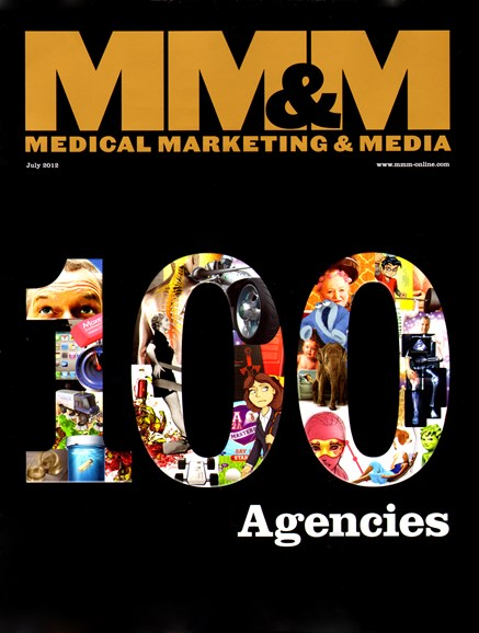 Medical Marketing & Media Cover - 7/1/2012