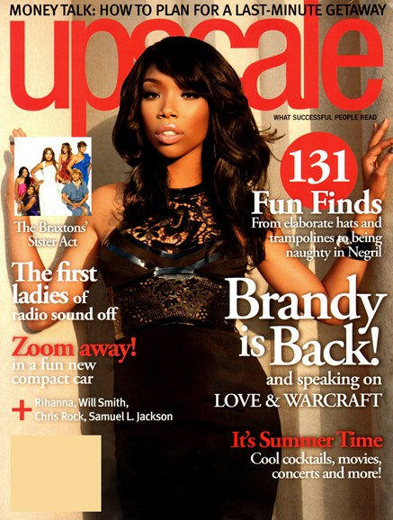 Upscale Cover - 5/1/2012