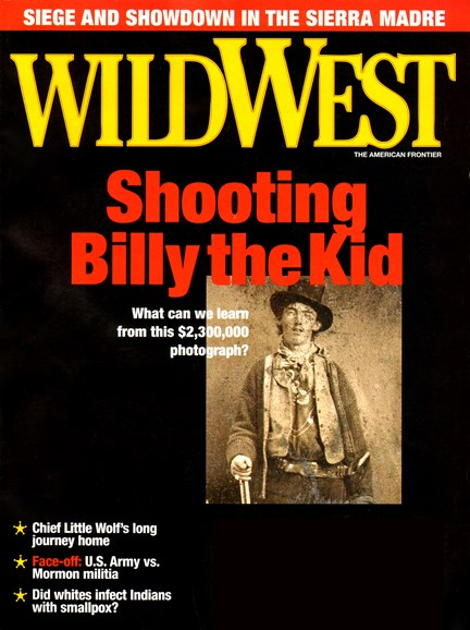 Wild West Cover - 8/1/2012