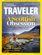 National Geographic Traveler Magazine 8/1/2012