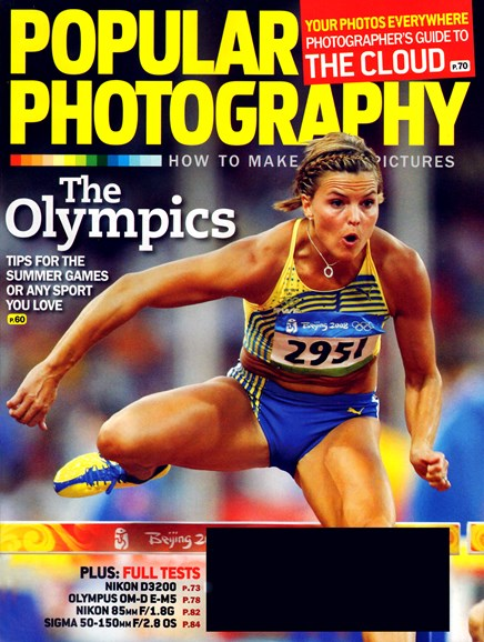 Popular Photography Cover - 8/1/2012