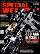 Special Weapons for Military & Police Magazine 8/1/2012