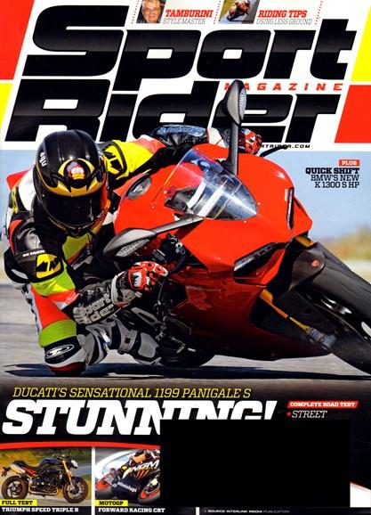 Sport Rider Cover - 8/1/2012