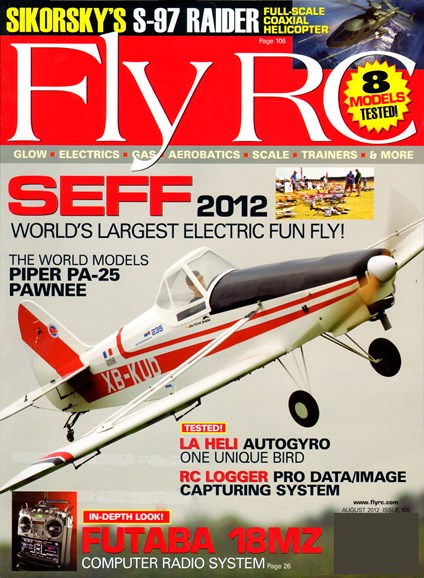 Fly RC Cover - 8/1/2012