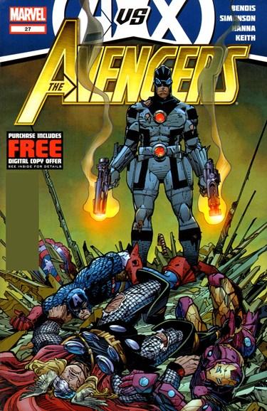Avengers Cover - 8/1/2012