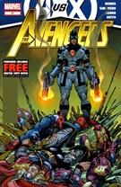 Avengers Comic 8/1/2012