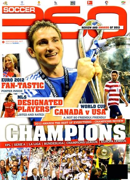 Soccer 360 Cover - 8/1/2012