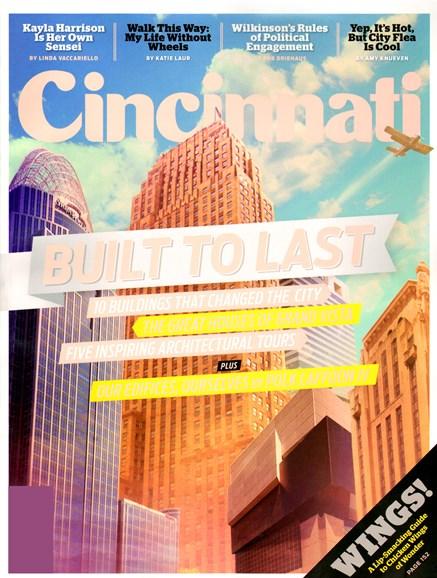 Cincinnati Cover - 8/1/2012