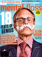 Mental Floss Magazine 9/1/2012