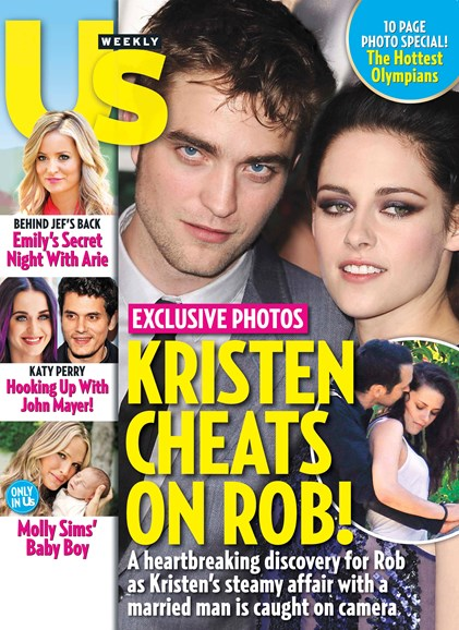 Us Weekly Cover - 8/6/2012