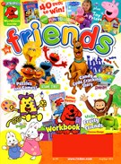 Preschool Friends Magazine 8/1/2012