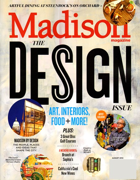 Madison Magazine Cover - 8/1/2012