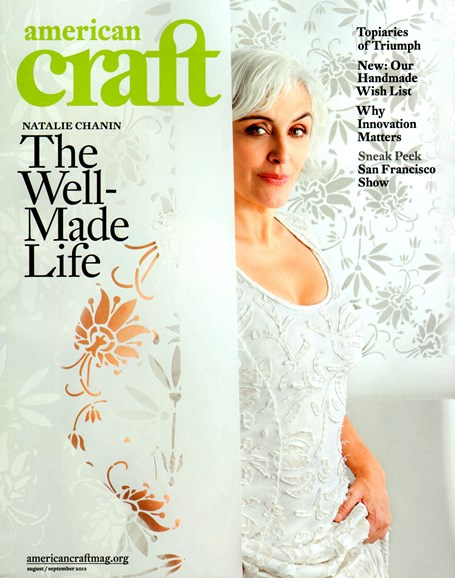 American Craft Cover - 8/1/2012