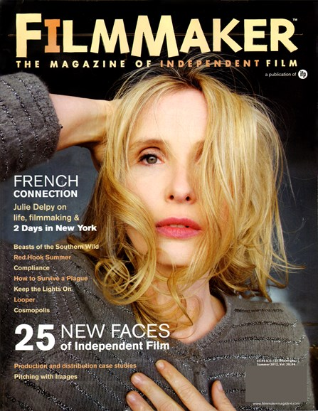 Filmmaker: The Magazine Of Independent Film Cover - 6/1/2012