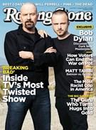 Rolling Stone Magazine 8/16/2012