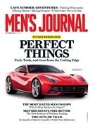 Men's Journal Magazine 9/1/2012