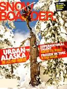 Snowboarder Magazine 8/1/2012