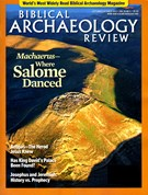 Biblical Archaeology Review Magazine 9/1/2012