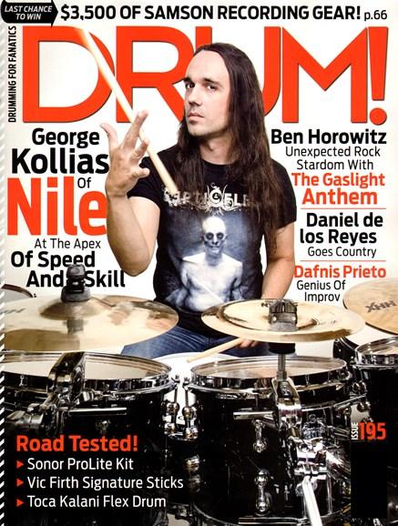 Drum! Cover - 9/1/2012