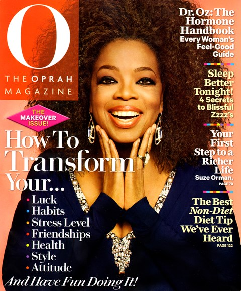 O The Oprah Cover - 9/1/2012