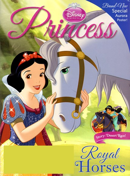 Disney Princess Cover - 9/1/2012