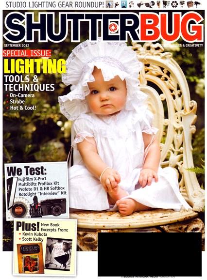 Shutterbug Cover - 9/1/2012