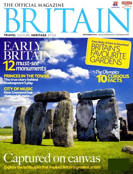 Britain Cover - 9/1/2012