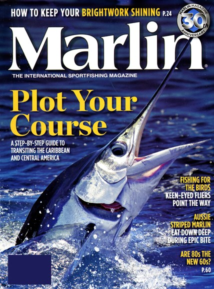 Marlin Cover - 9/1/2012