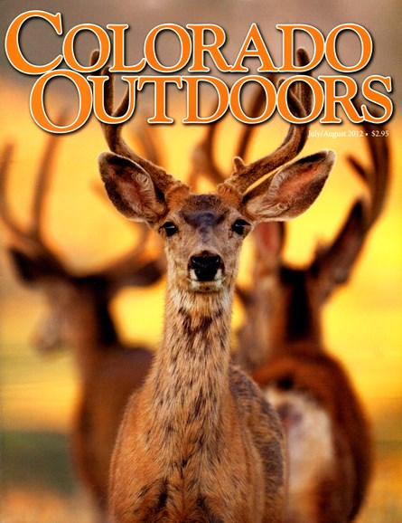 Colorado Outdoors Cover - 7/1/2012