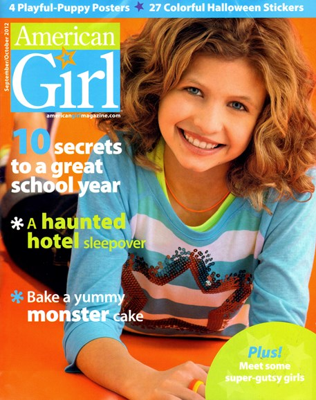 American Girl Cover - 9/1/2012