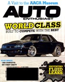 Auto Enthusiast Magazine 9/1/2012
