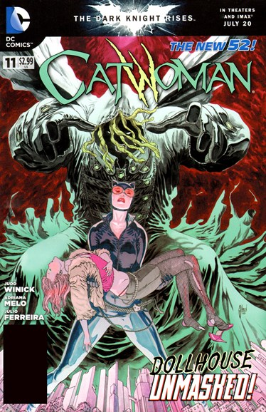 Catwoman Cover - 9/1/2012