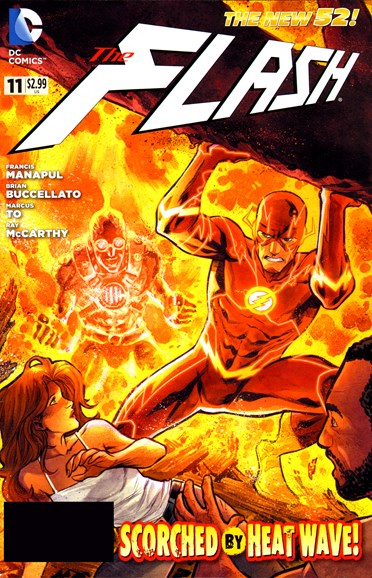 The Flash Cover - 9/1/2012