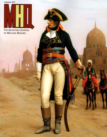 MHQ: Military History Quarterly Cover - 9/1/2012
