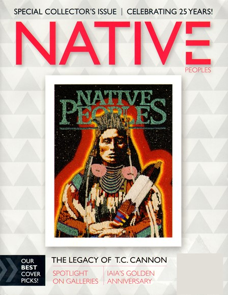 Native Peoples Cover - 9/1/2012