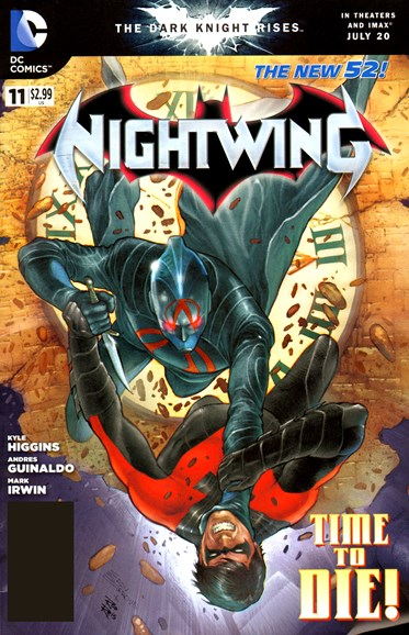 Nightwing Cover - 9/1/2012