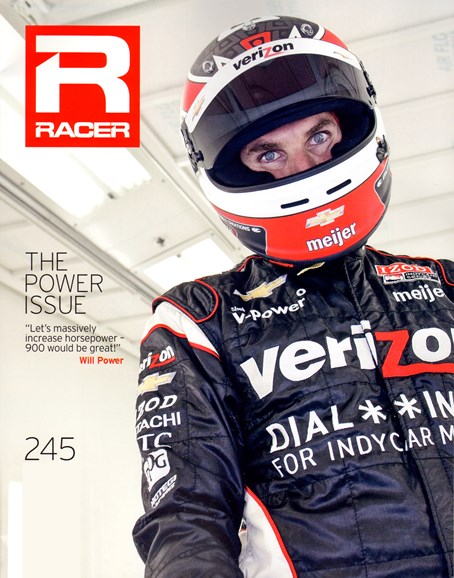 Racer Cover - 9/1/2012