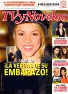 Tv Y Novelas Magazine 9/1/2012